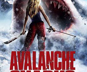 ภาพยนตร์เรื่อง Avalanche Sharks (2014)